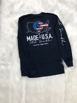 Made in US Long Sleeve