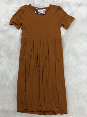 Simple Pleated Dress