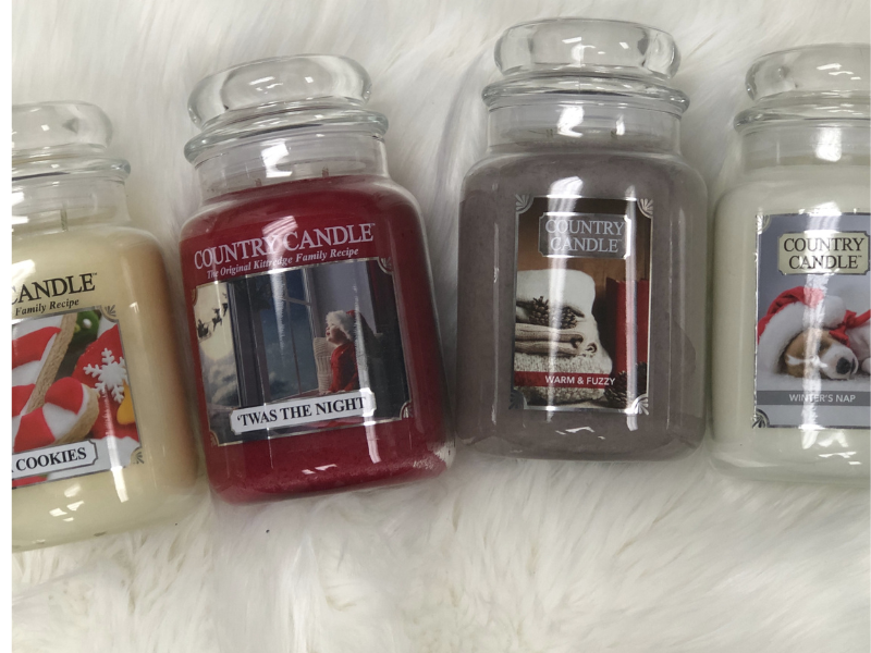 Country Candle  Fall/Winter 23 oz
