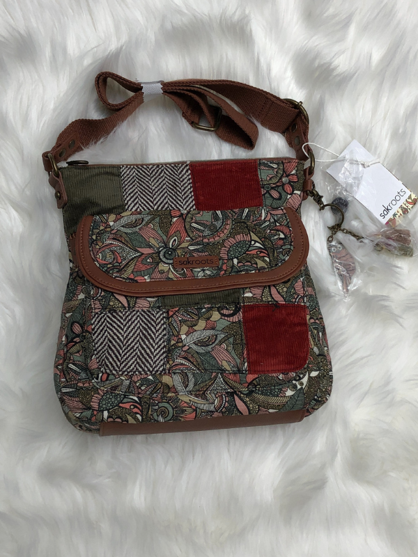 Sienna Spirit Desert Flap Crossbody