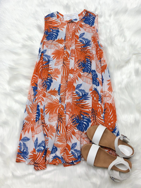 Tropic Vibes Dress