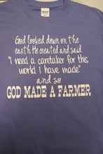 Load image into Gallery viewer, God Made A Farmer Shirt