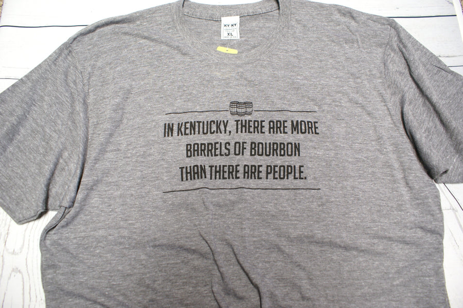 In Kentucky, There are more
