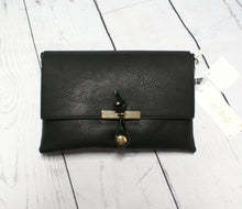 Load image into Gallery viewer, Leather Messenger Purse