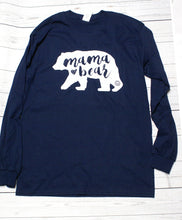 Load image into Gallery viewer, Mama Bear Long Sleeve