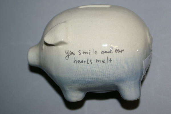 You Smile Piggy Bank