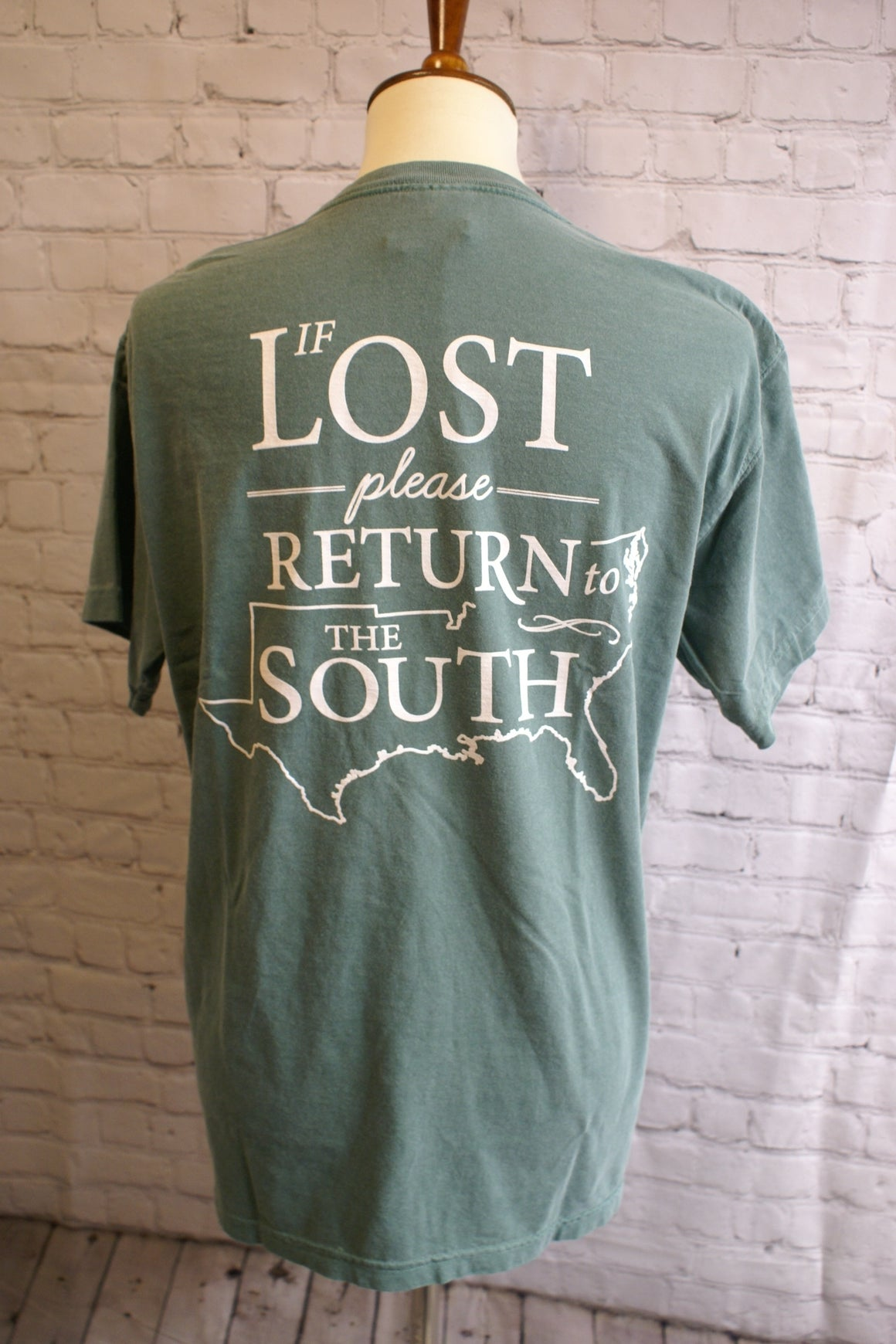 Return to the South shirt
