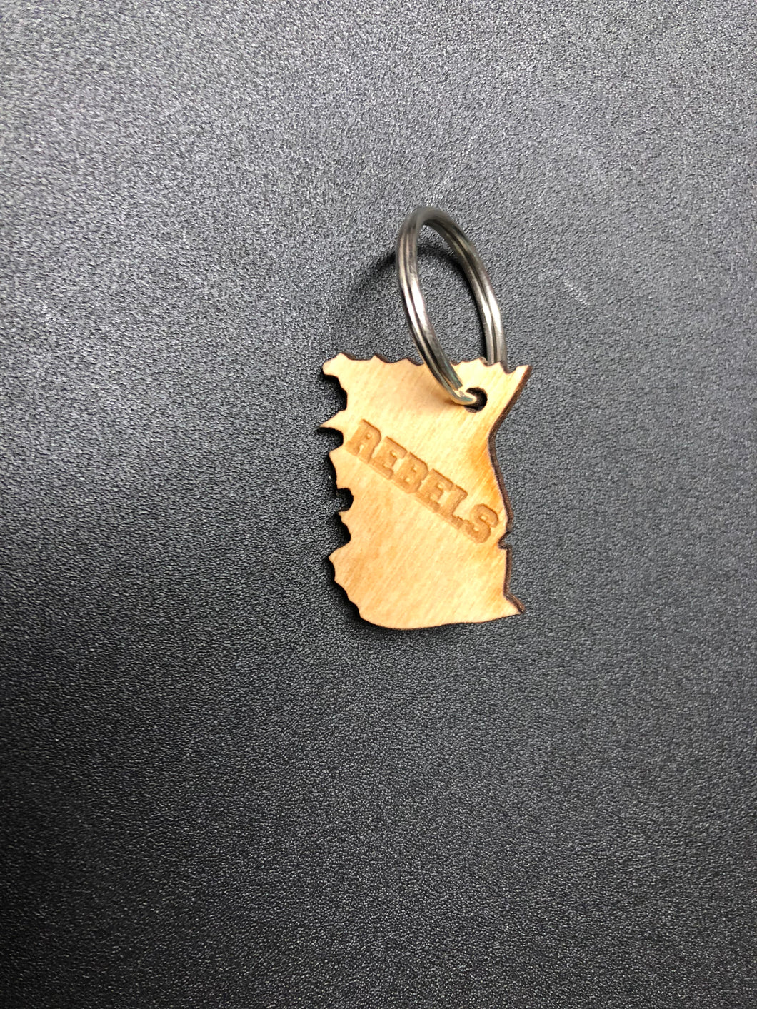 Wooden Rebels Keychain