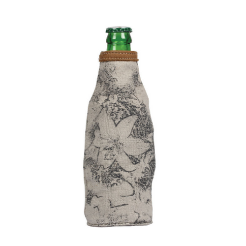 Flower Tapesty Bottle Drink Hugger