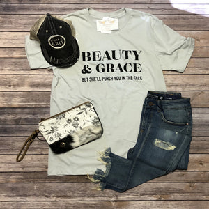 Beauty & Grace Tee