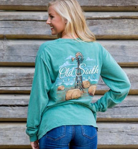 Round Bale Long Sleeve