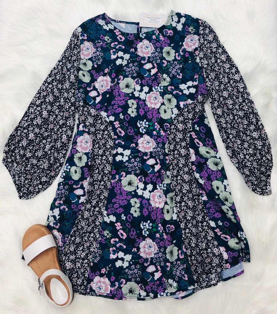 Floral Date Night Dress