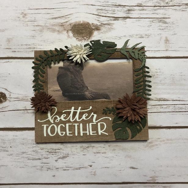 Better Together Picture Frame