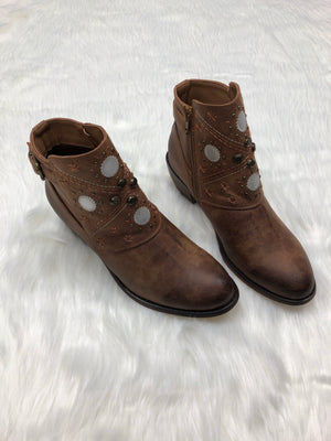Reno Design Booties