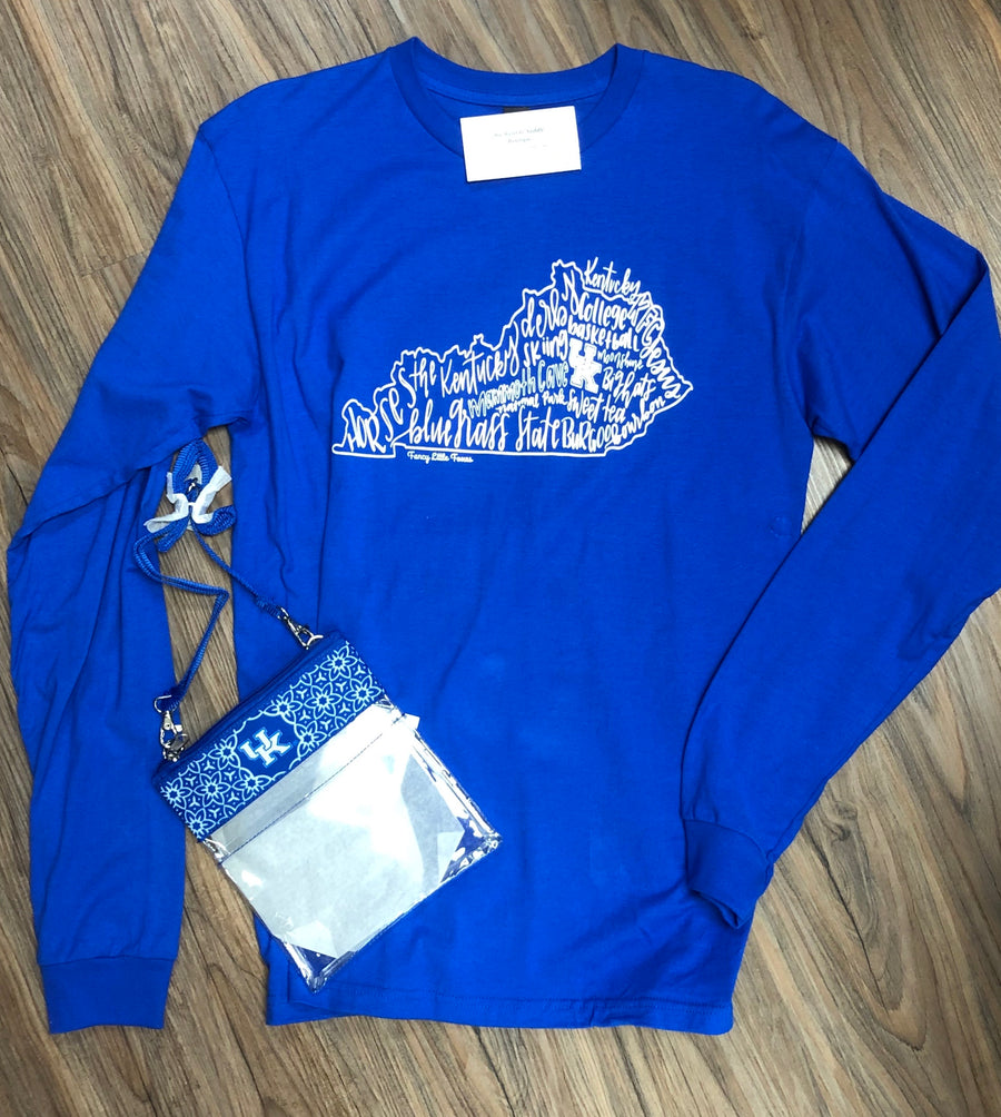 All Kentucky Long Sleeve