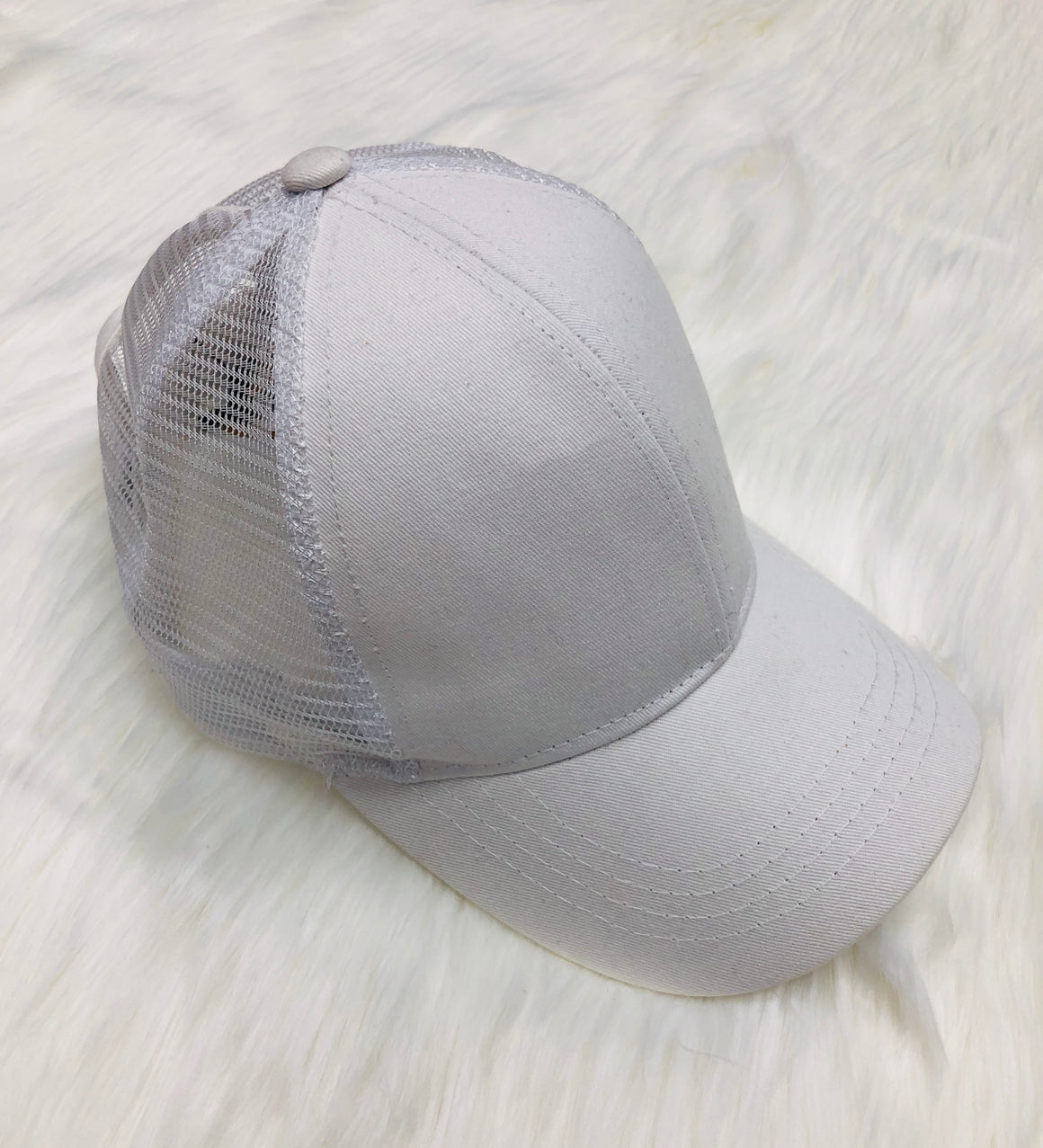 Ponytail Mesh Hats
