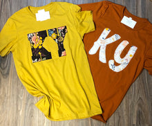 Load image into Gallery viewer, Kentucky Autumn Honey Tee