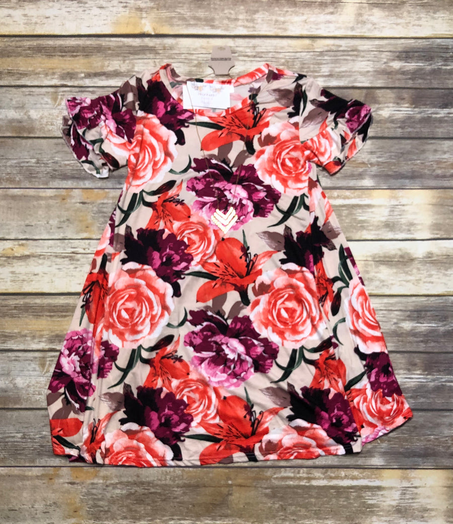 Rose Me Tunic Dress
