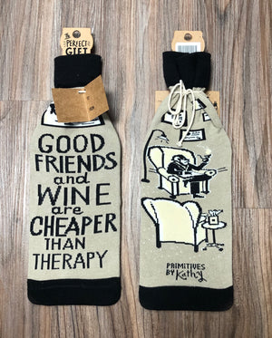 Therapy Bottle Cover