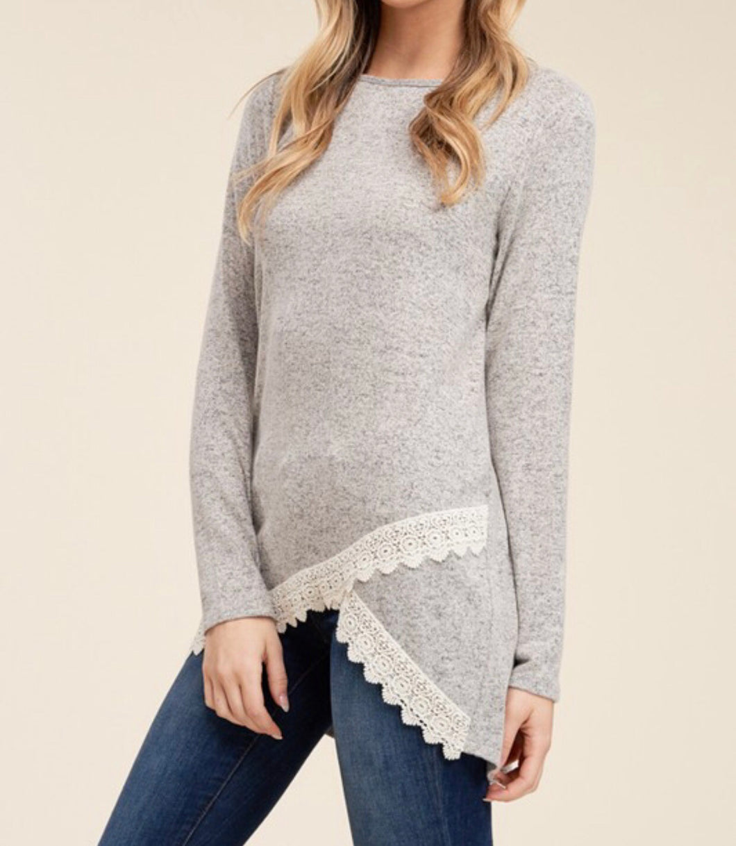 Layer Small Detail Top