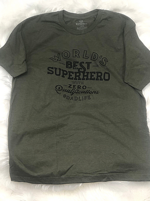 Best Superhero Tshirt