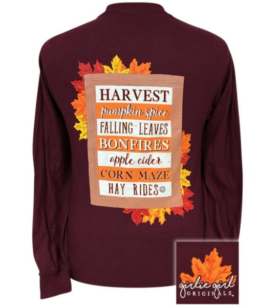 Fall Sign Long Sleeve