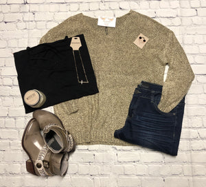 Texture Sweater