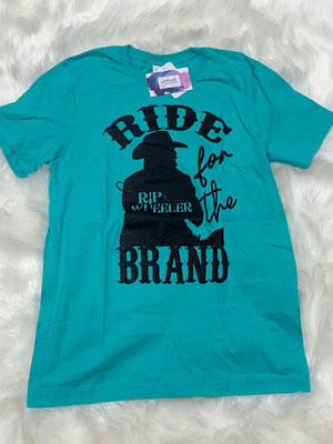 Ride For the Brand Tee