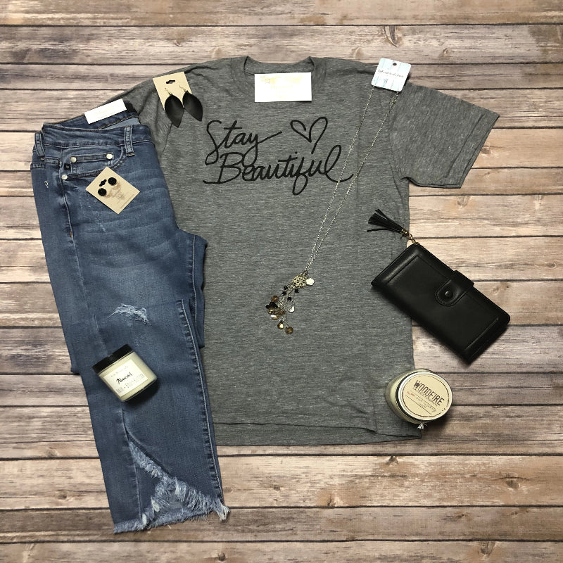 Stay Beautiful Tee
