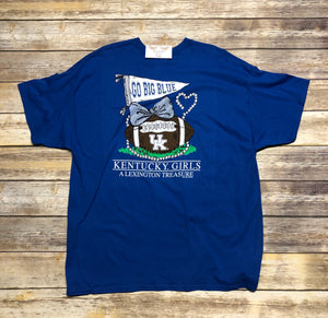 UK KY Girl T-shirt