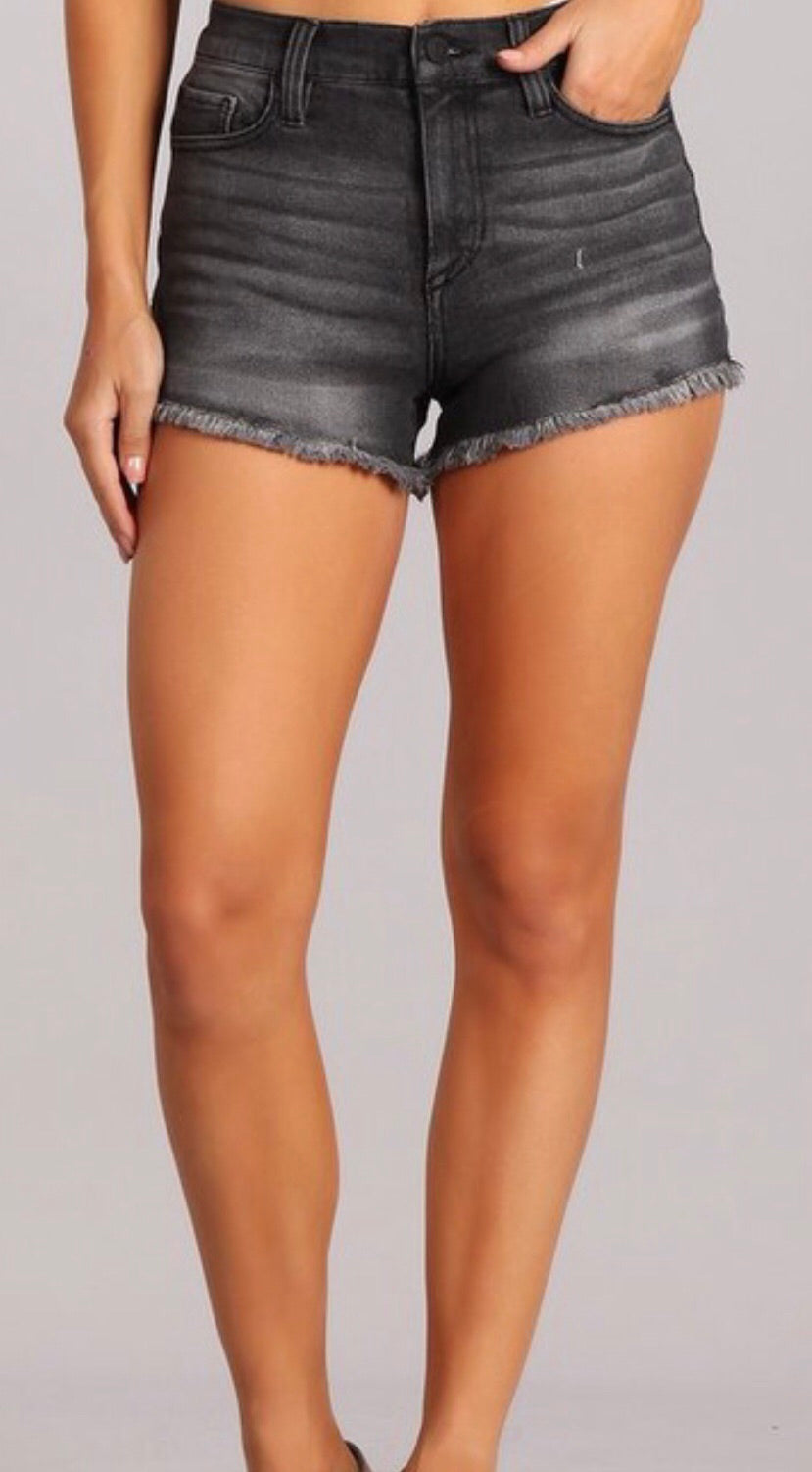 Celebrity Pink Braddock Denim Shorts