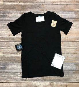 Solid Short Sleeve Tees