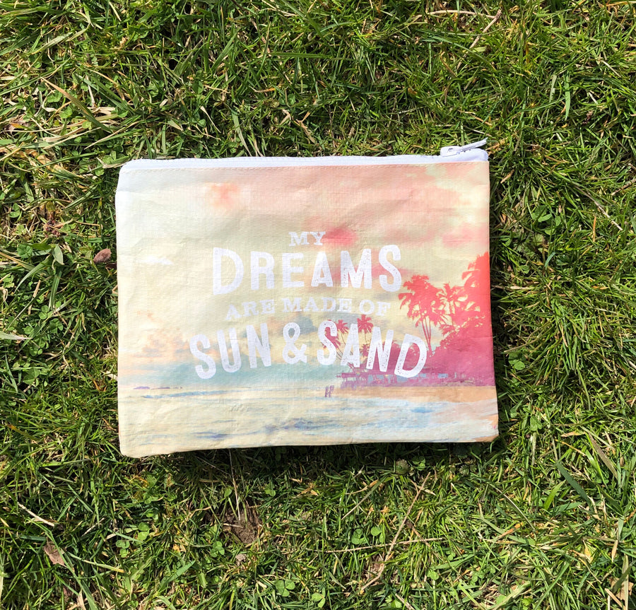 My Dreams Zipper Pouch