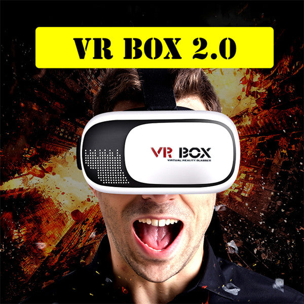 Phonete.comVR BOX 2.0 Virtual Reality Glasses50%OFF