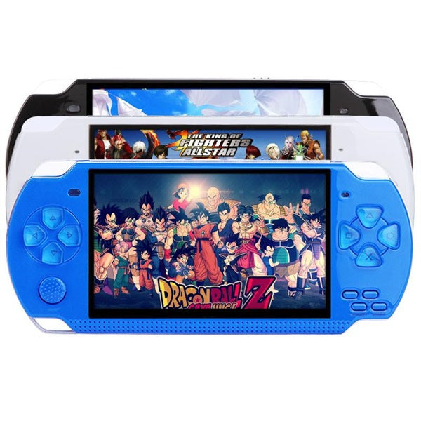 Phonete.com4.3 Inch PSP HD tela 8GB Handheld Game Console50% OFF