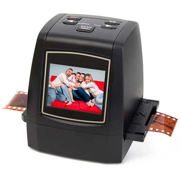 Phonete.comFilm & Slide Scanner w/ Speed-Load Adapters for 35mm Negative & Slides50%OFF