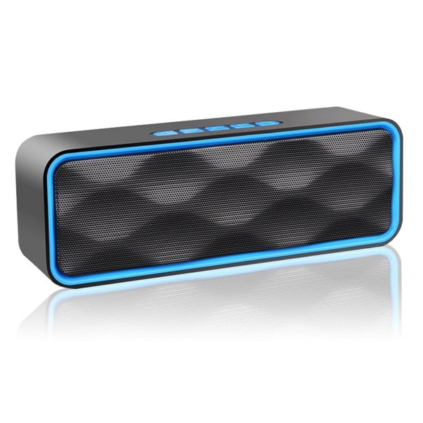 Phonete.comOutdoor Portable Stereo Bluetooth Speaker with HD Audio and Enhanced Bass50%OFF