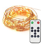 Phonete.comDimmable Remote control LED String Lights, 33ft 100 LED50%OFF
