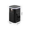 Phonete.comMultifunctional USB Travel Adapter50%OFF