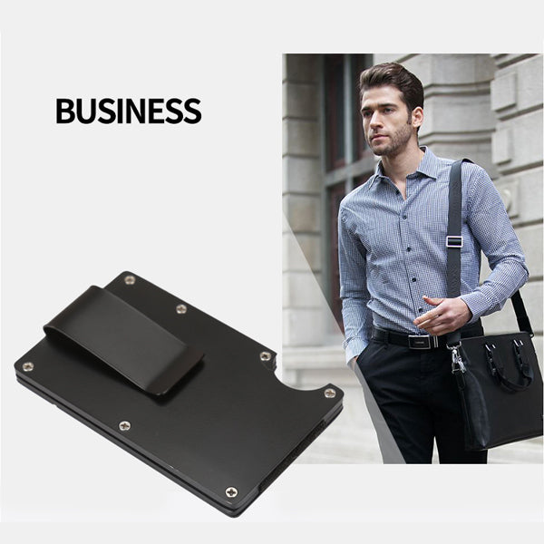 Phonete.comHot Selling Premium Aluminum Slim Wallet50%OFF