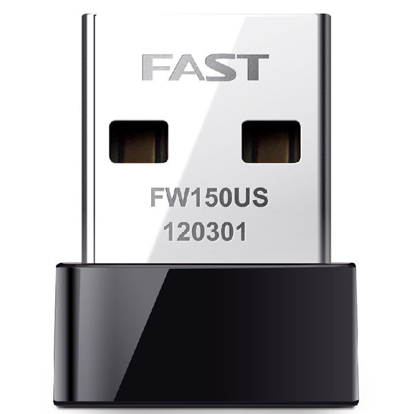 Phonete.comFAST FW150US 802.11n/g/b Nano 150Mbps WiFi Dongle Wireless USB Adapter50%OFF