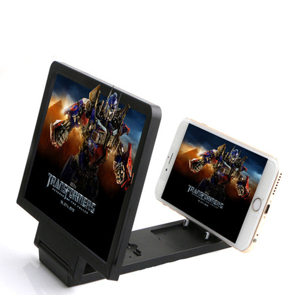 Phonete.comMobile Phone Screen Magnifier Eyes Protection Display 3D Video Screen Amplifier50%OFF