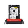 "2.5 ""/ 3.5"" Base disco rigido Dual Docking station HDD SATA IDE Hub USB 2.0 50% OFF- Phonete.com"