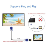 Phonete.comGold-Plated HDMI to VGA Converter Adapter50%OFF