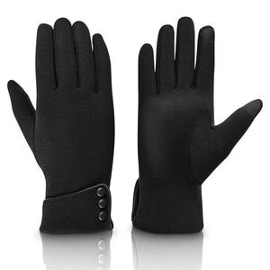 Phonete.comFashion Touch Screen Winter Gloves Warm Polar Fleece Causal Gloves Windproof in Cold Weater Lightweight For Women50%OFF