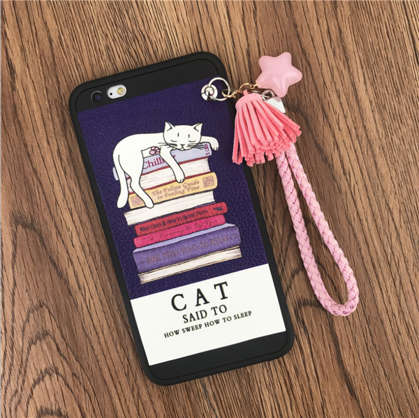 Phonete.comLitchi lines Case with Beautiful Sling for iPhone 6/6s50%OFF