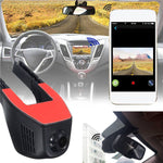 Phonete.comFull HD 1080P Wide Angle Mini Hidden WIFI Car DVR Auto Dash Camera Video Registrator Recorder50%OFF