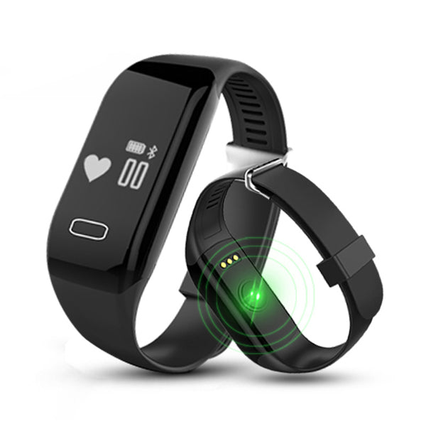 Phonete.comPTM619 Heart Rate Monitors Bracelet With Touch Screen50%OFF