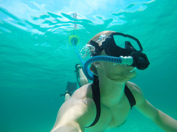 Ultra-portable dive systems