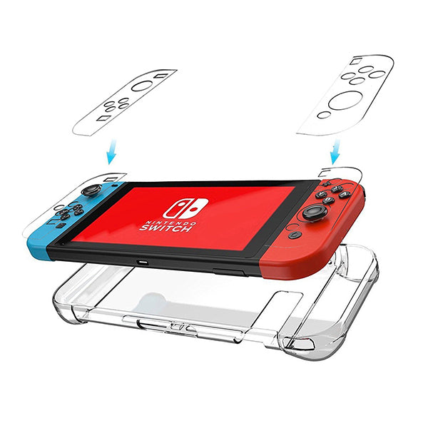 New Full-Body Dustproof Protective Hard Case for Nintend Nintendo Switch